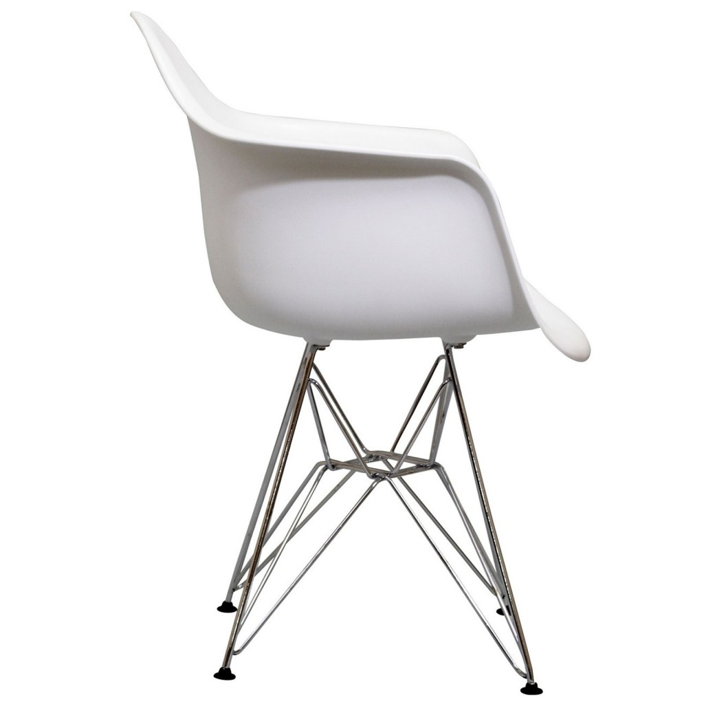 White Ceremony Wire Armchair 2