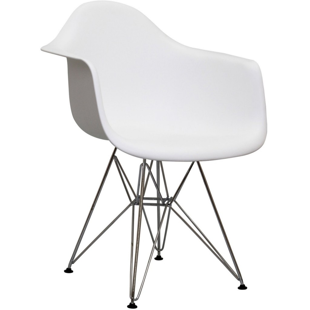 White Ceremony Wire Armchair 3