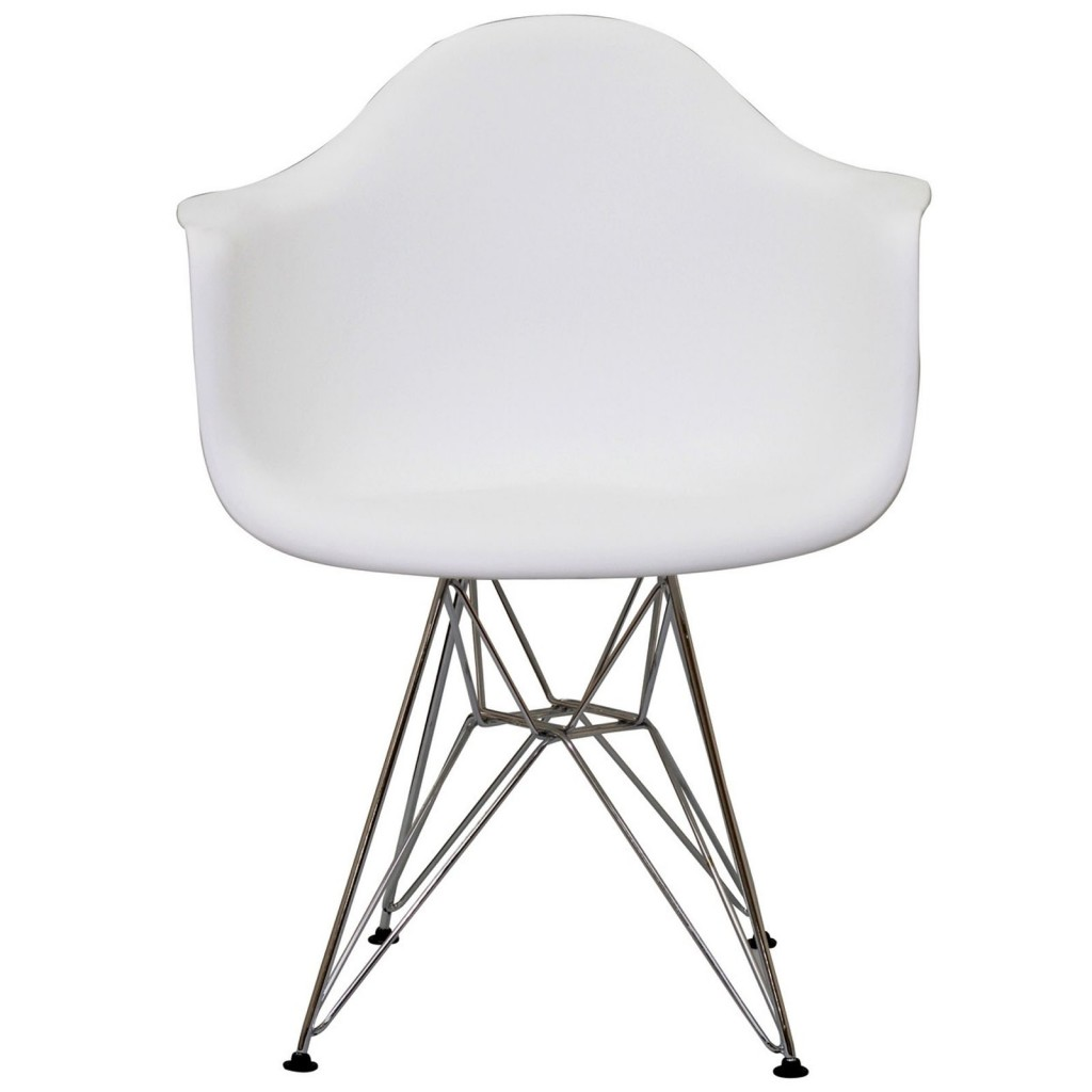 White Ceremony Wire Armchair
