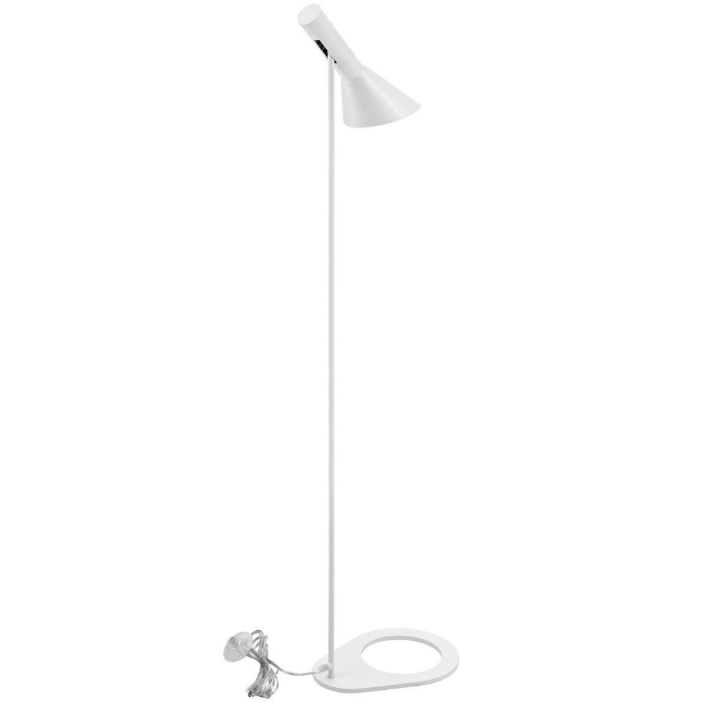 White Dial Floor Lamp 4