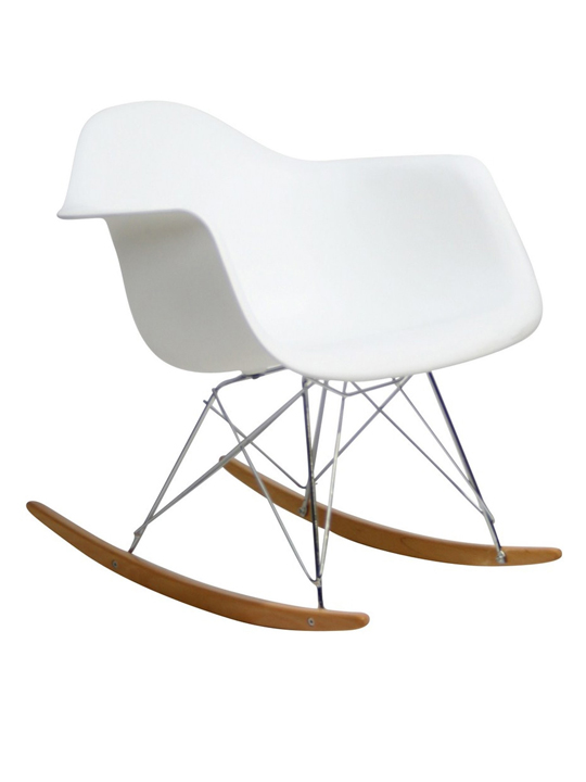 White Dock Rocker