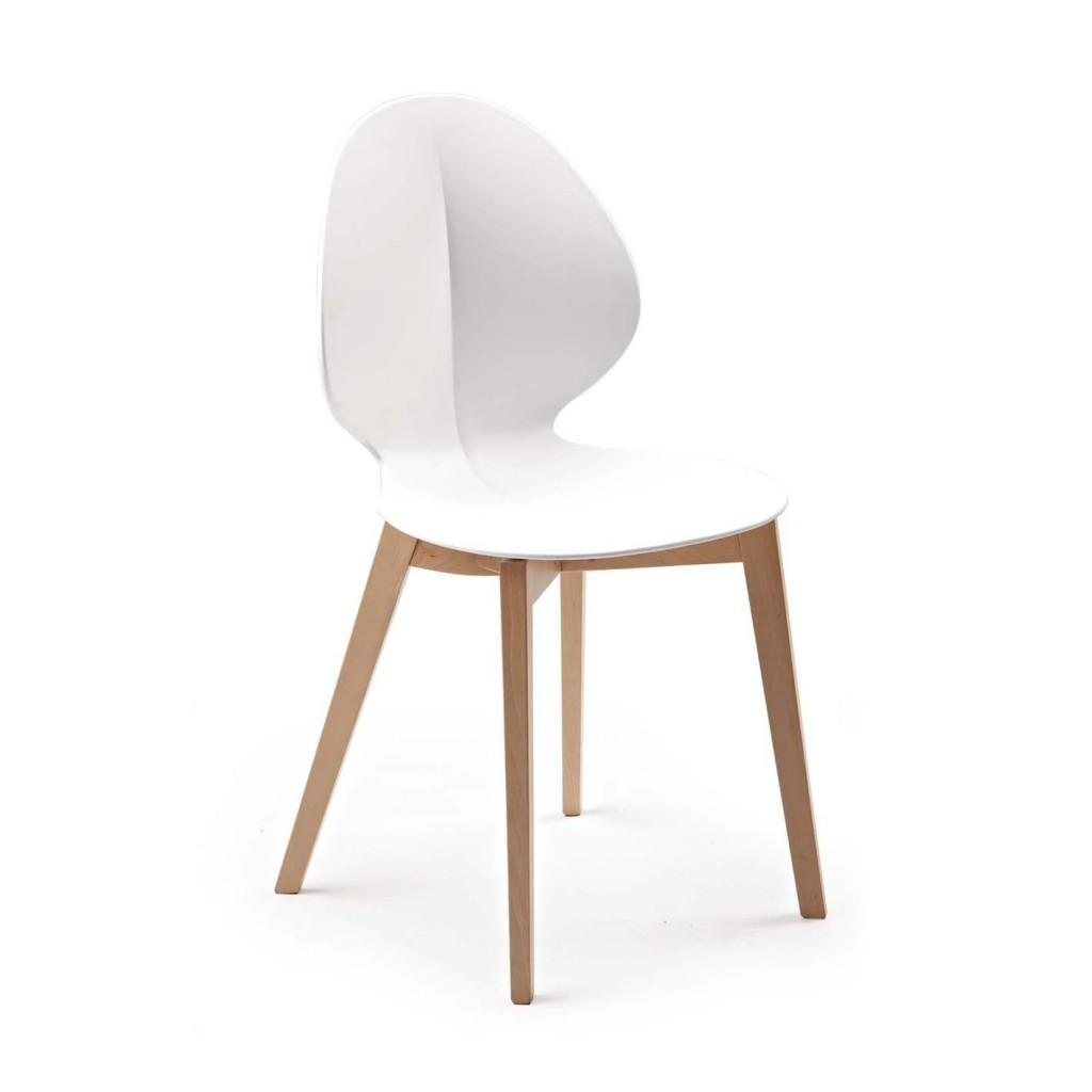 White Fold Chair 3