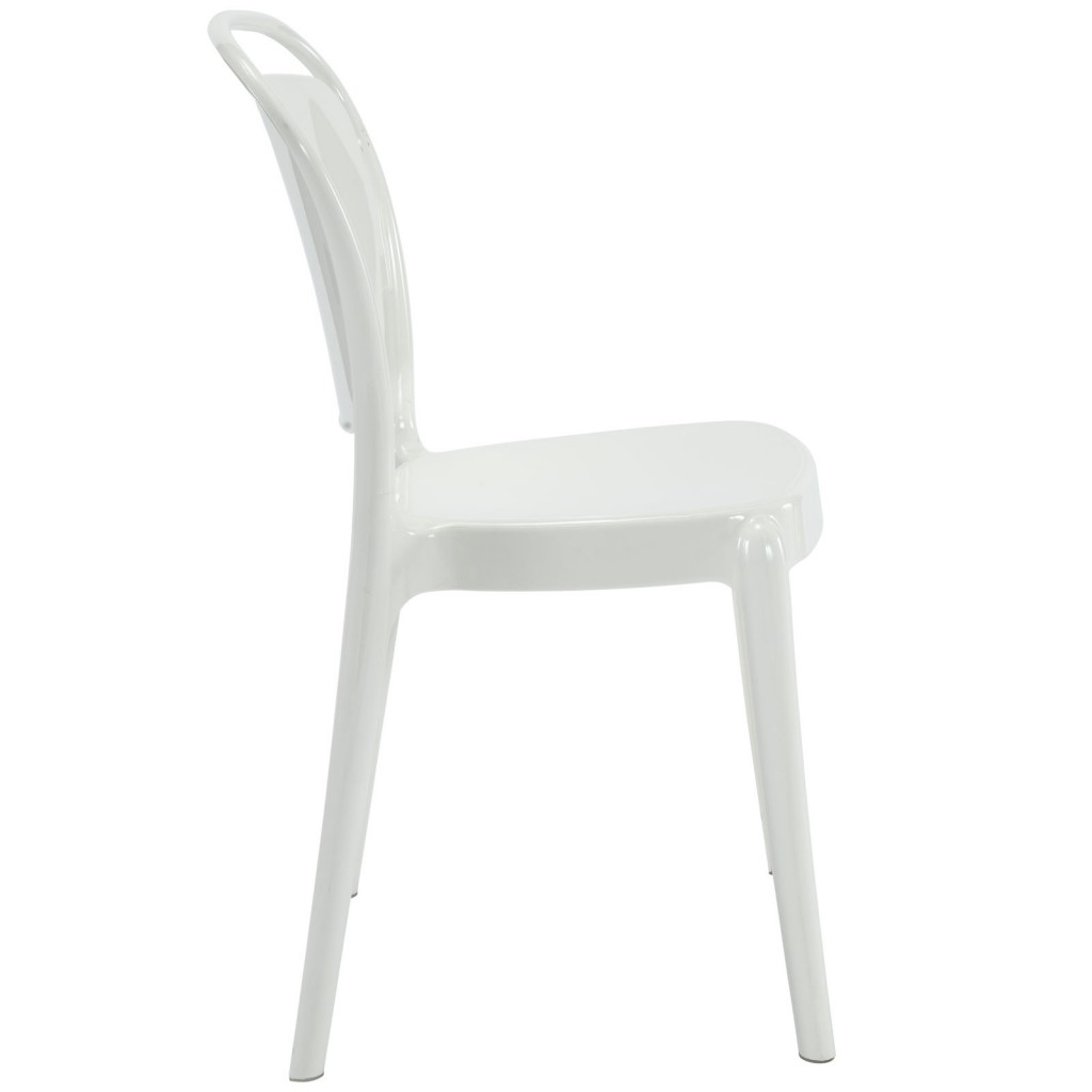 White Function Chair 2