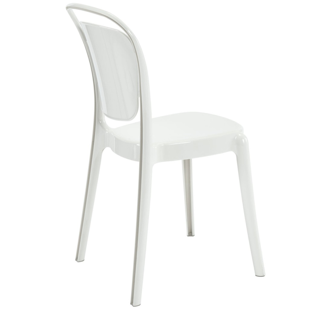 White Function Chair 3