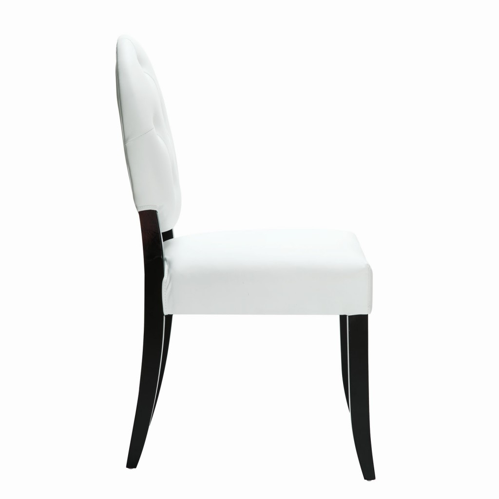 White Heirloom Dining Chair 2