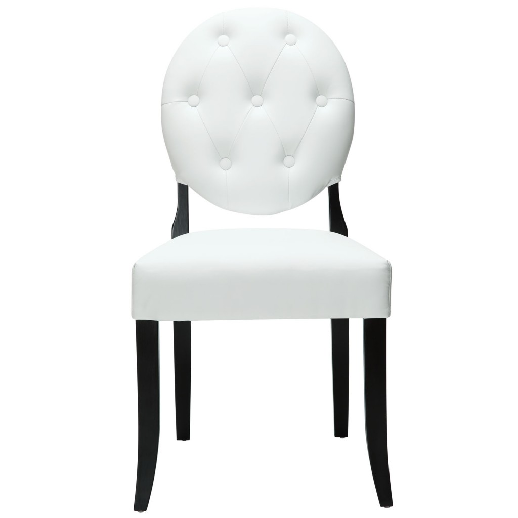 White Heirloom Dining Chair 3