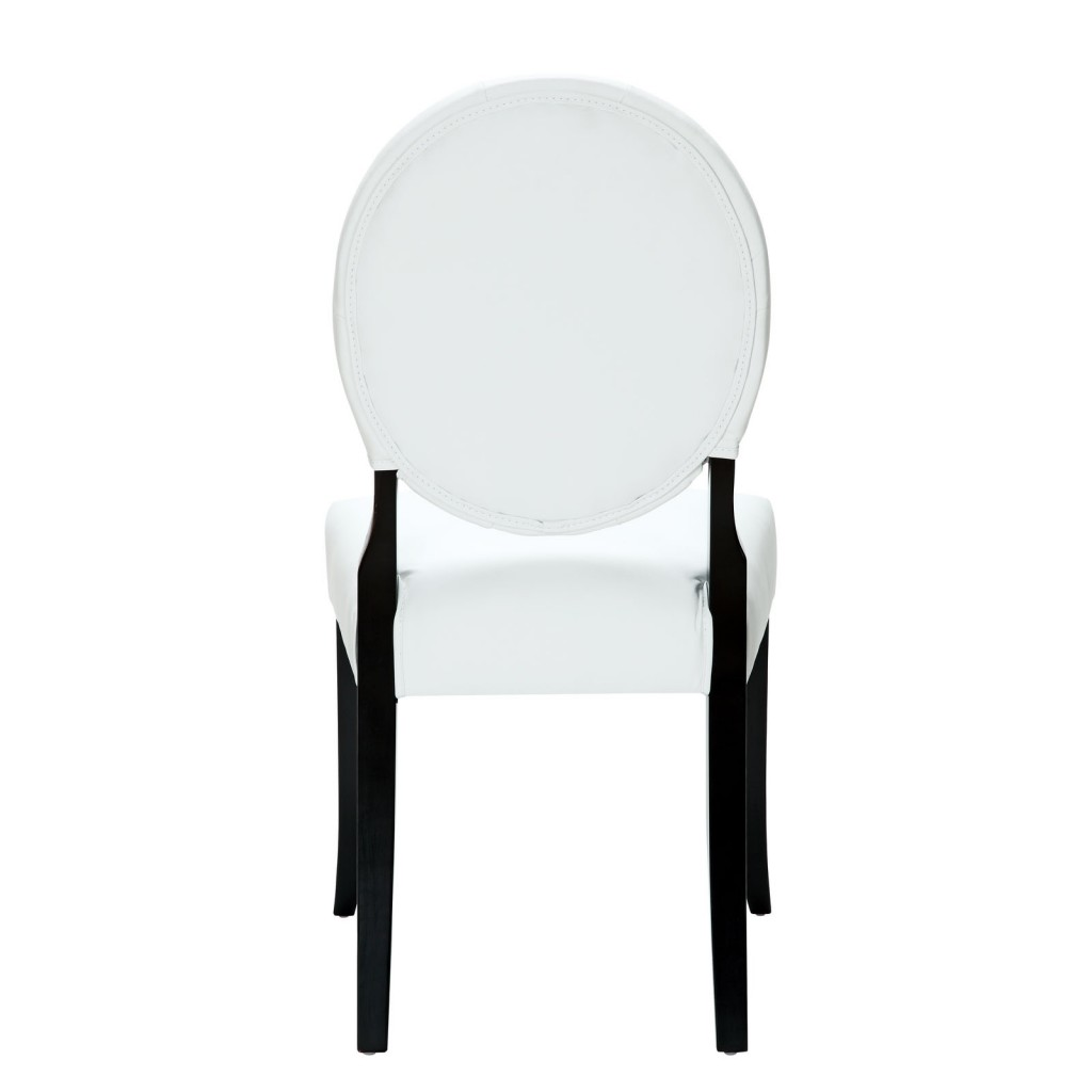 White Heirloom Dining Chair