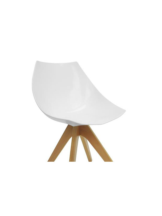 White Helio Chair 3
