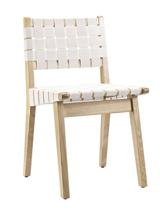 White Intertwine Chair