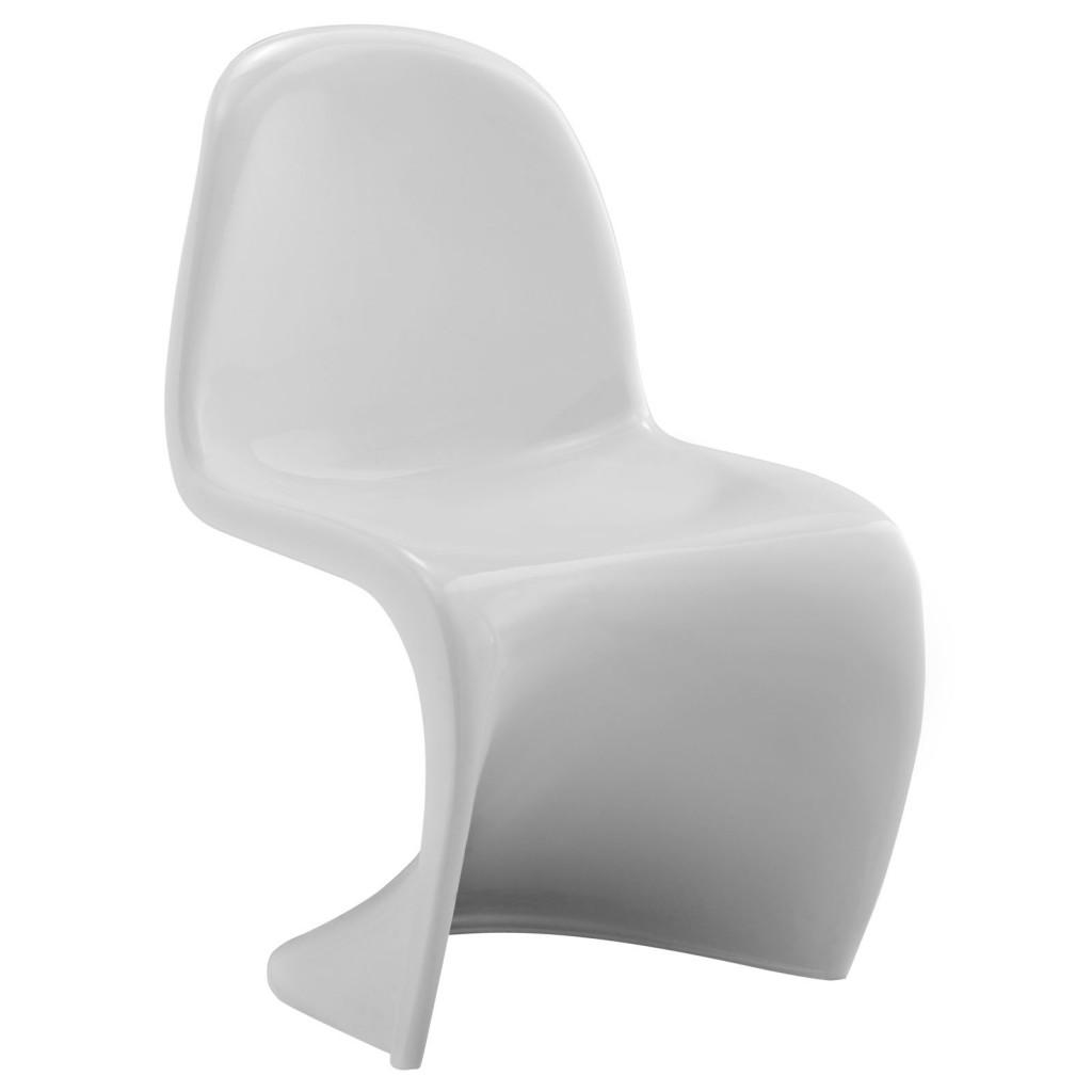 White Kids Blaze Chair