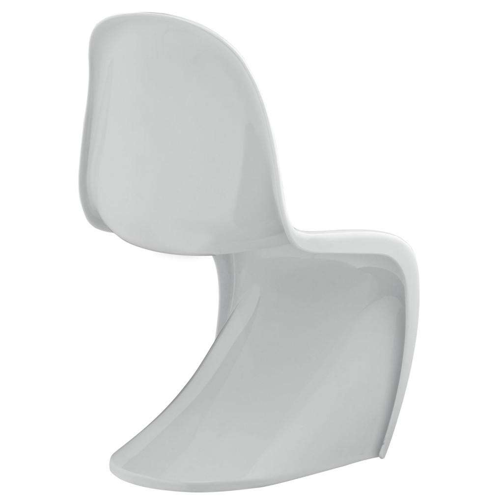 White Kids Blaze Chair 2