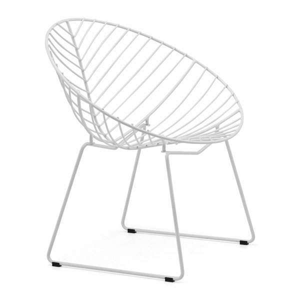 White Maldives Chair 3