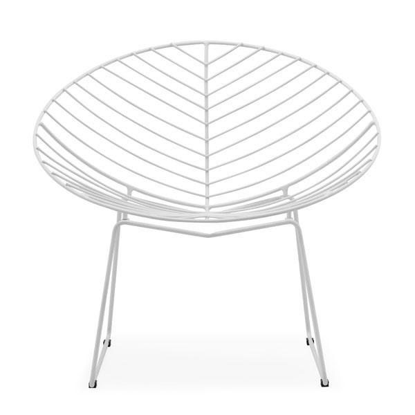 White Maldives Chair