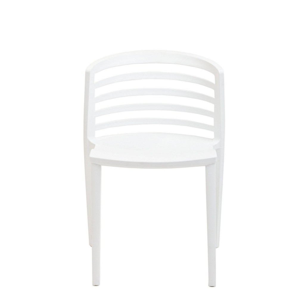 White Skeleton Chair 2