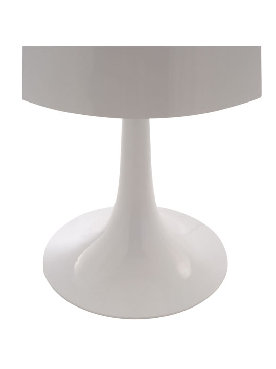 White Top Table Lamp 3