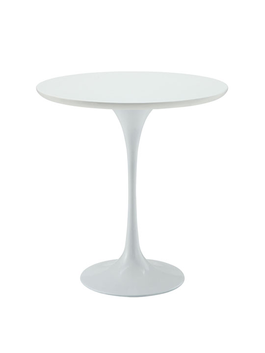 White Tulip Side Table1