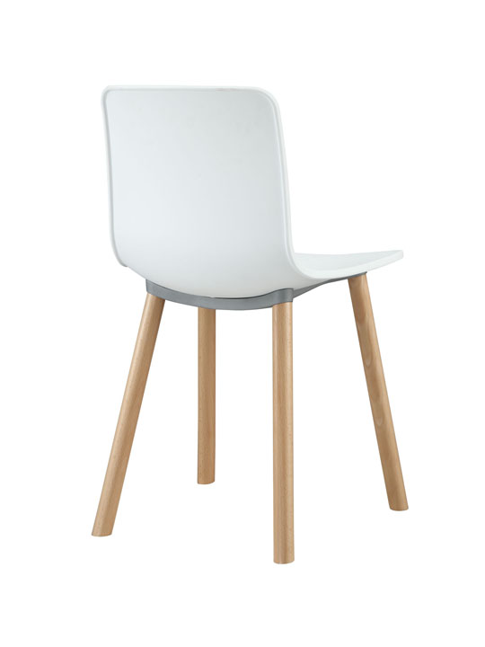 White Valley Chair 3