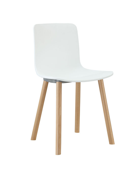 White Valley Chair