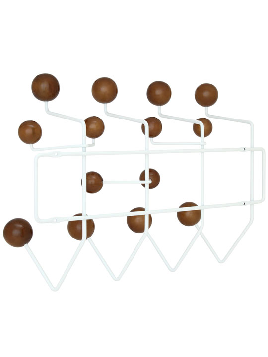 Wood Spot Coat Rack 3