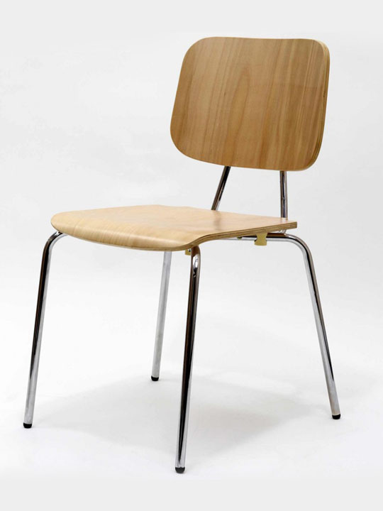 Wynwood Chair Natural Wood 4