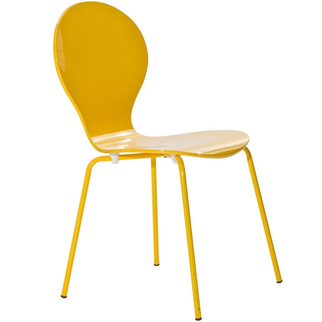 Yellow Dandy Chair 21