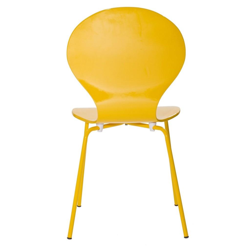 Yellow Dandy Chair 41