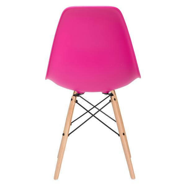ceremony wood chair pink 4