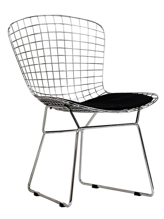 modern wire chair