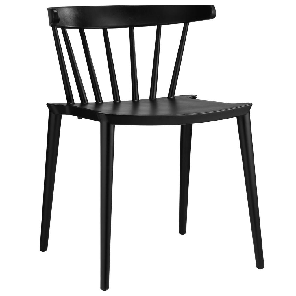 Black Doral Chair
