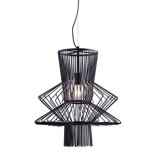 Spool Pendant Light 2