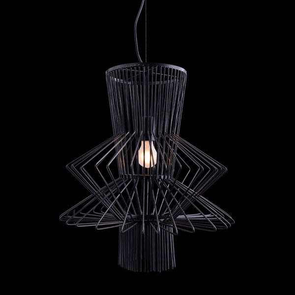 Spool Pendant Light 4