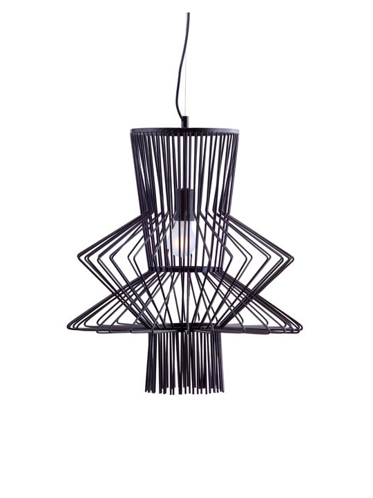 Spool Pendant Light1