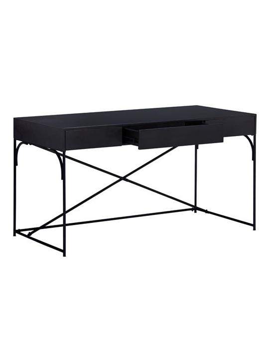 Black Parkside Desk