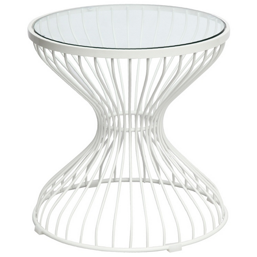 Caged Side Table 2