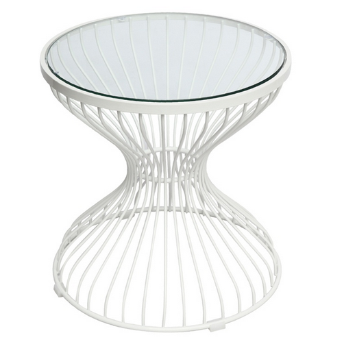 Caged Side Table 4