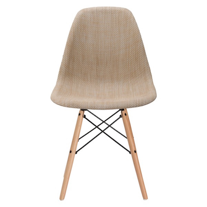 Ceremony Woven Chair Beige 31