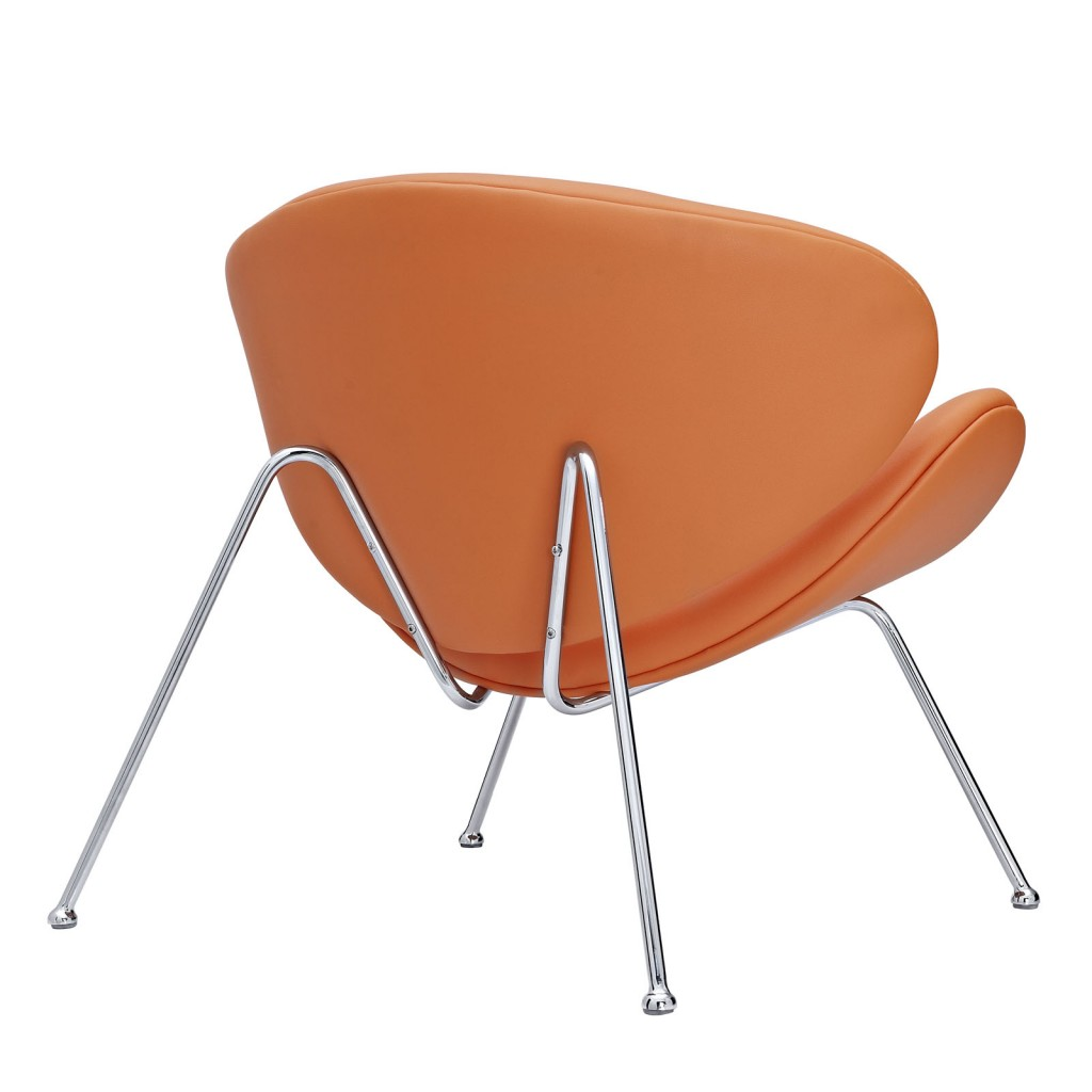 Orange Coconut Chair 21