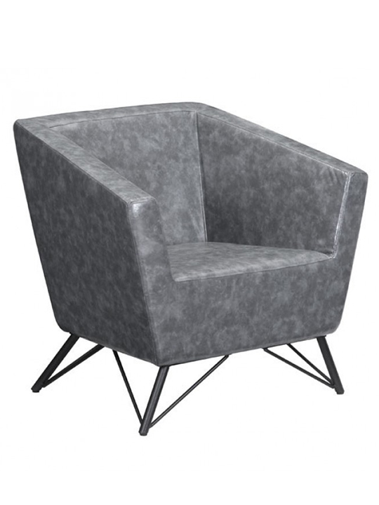 Stone Gray Balan Chair