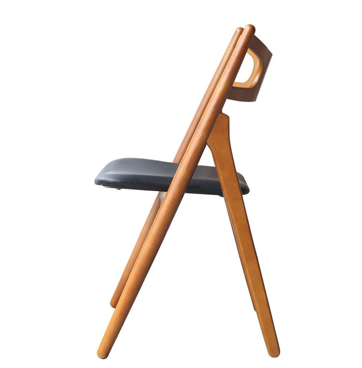 Venetian Wood Folding Chair 2