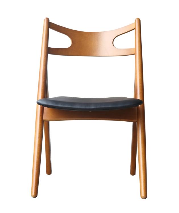 Venetian Wood Folding Chair