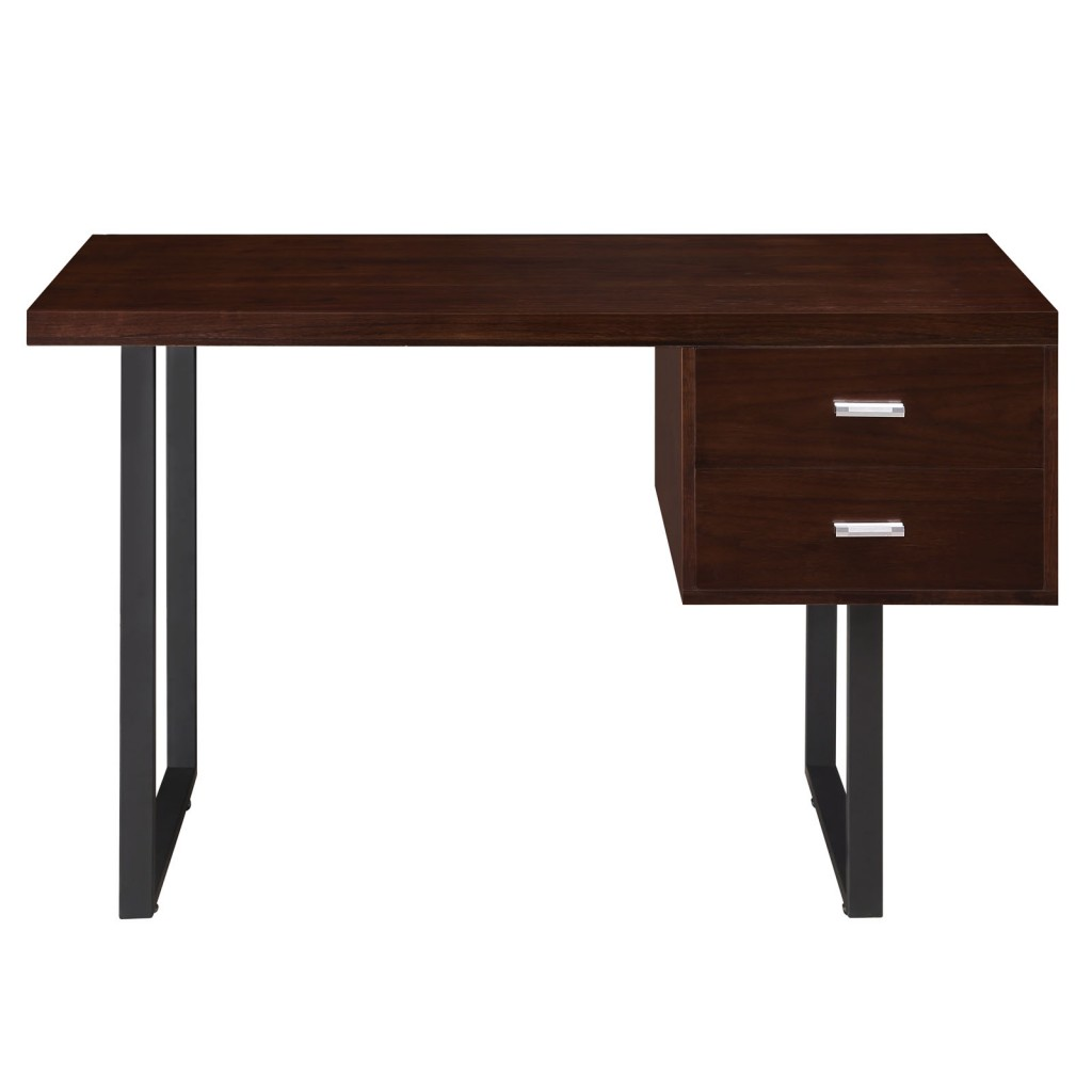 Walnut Cubist Desk 2