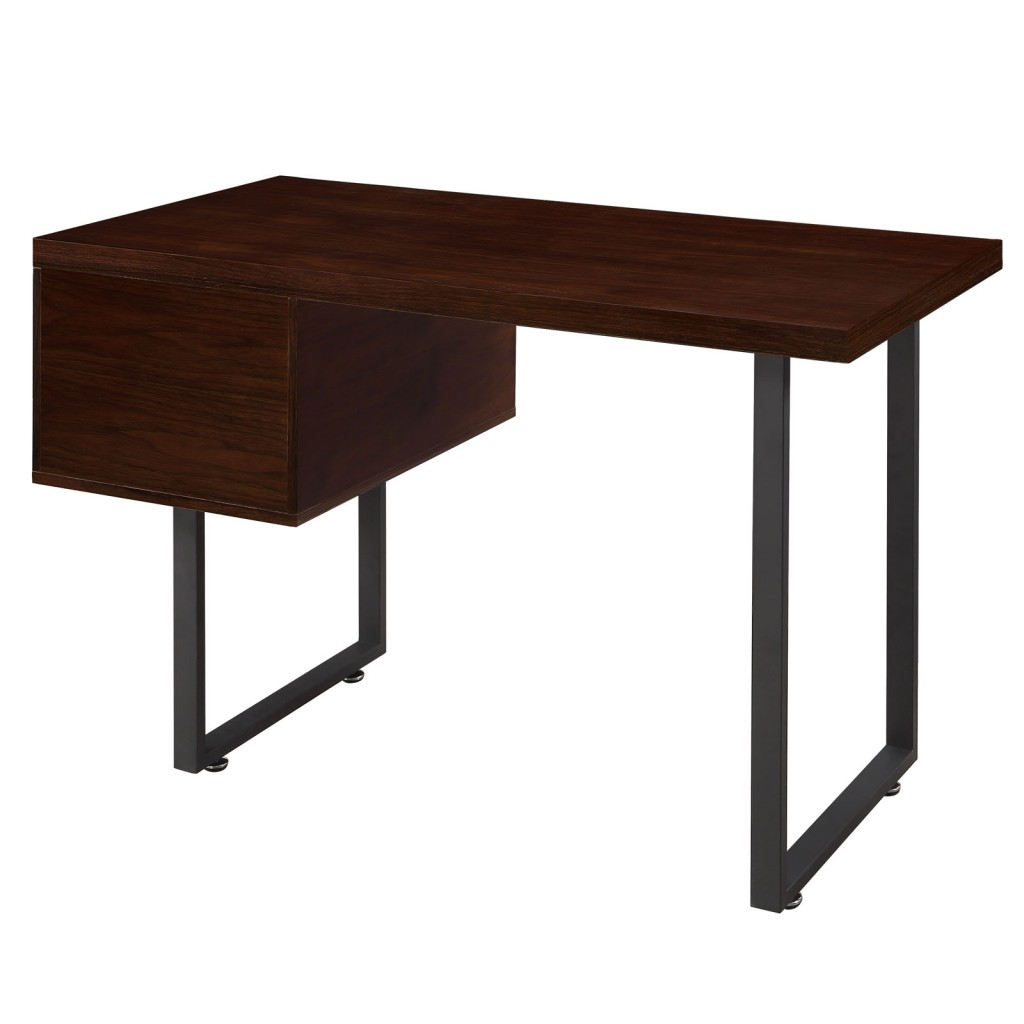 Walnut Cubist Desk 3