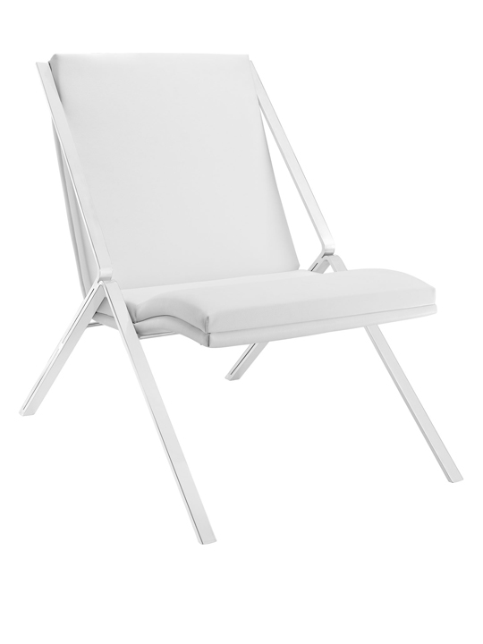 White Balance Rocking Chair
