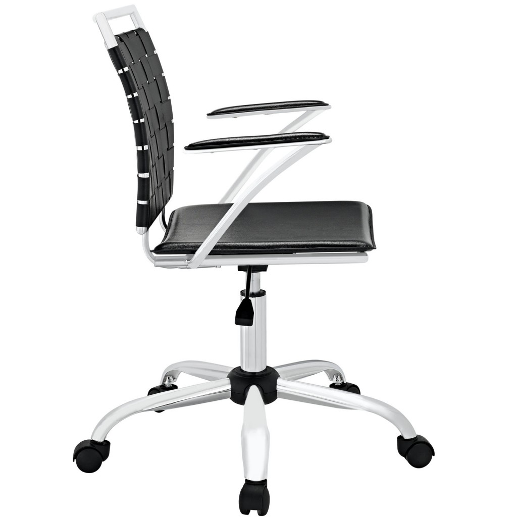 Black Area Office Chair 1