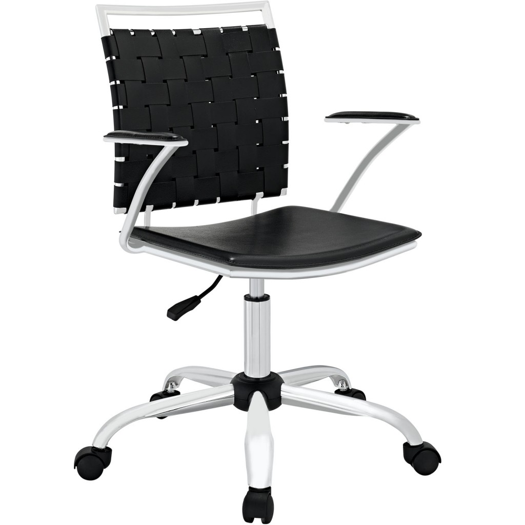 Black Area Office Chair