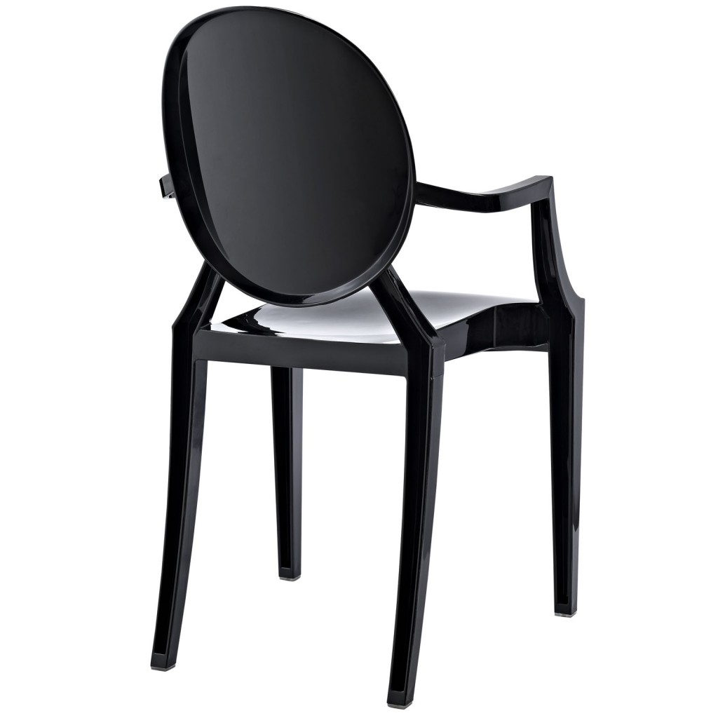 Black Throne Chair 3