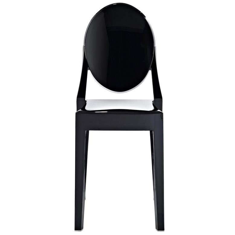 Black Throne Side Chair1