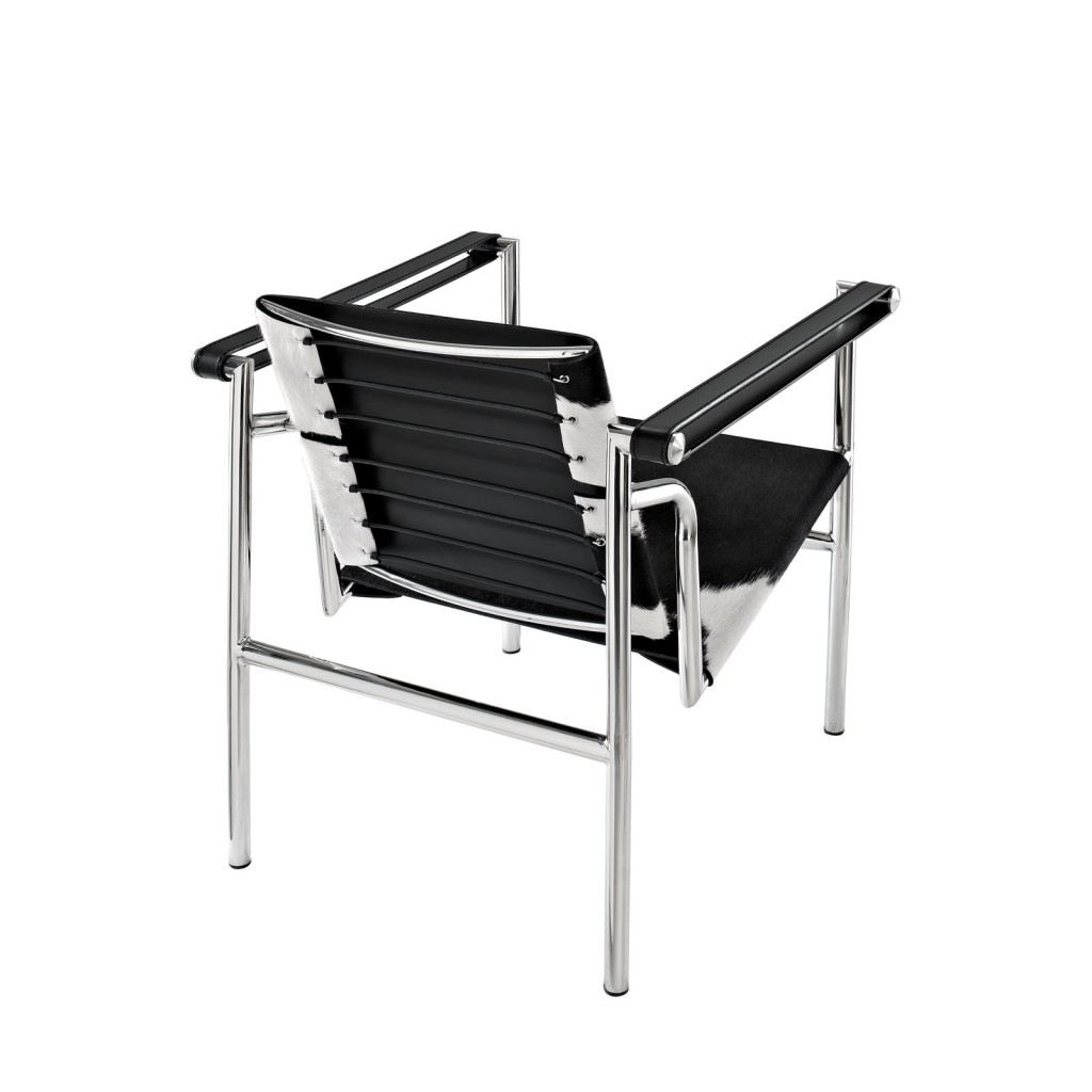 BlackandWhite Attache Chair 2