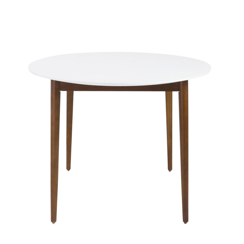 Era Mid Century Oval Dining Table 3