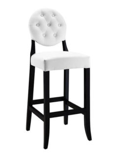 white-tufted-barstool